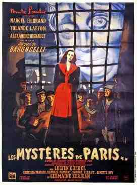 the, mysteries, of, paris